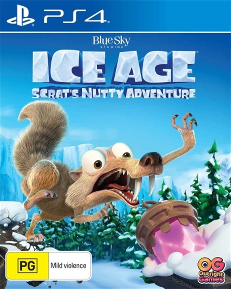 Ice Age Scrats Nutty Adventure | PlayStation 4