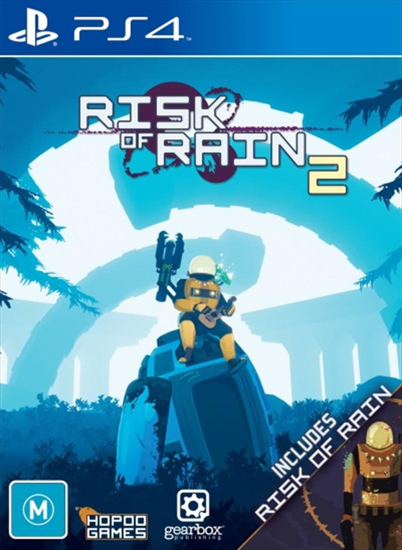 Risk Of Rain 2   PlayStation 4