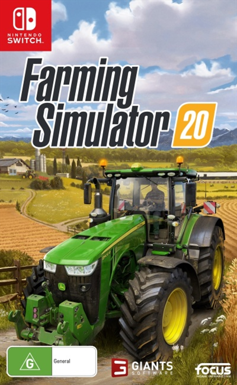 Farming Simulator 20 | Nintendo Switch