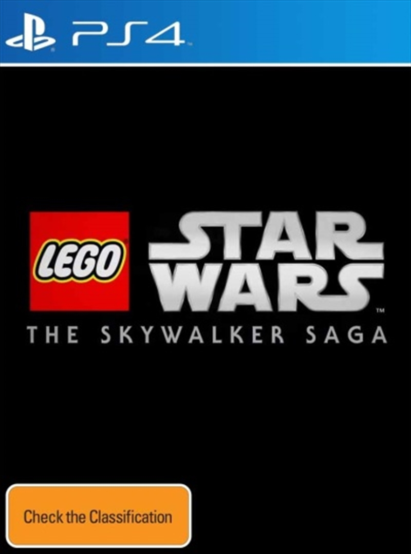 Lego Star Wars: The Skywalker Saga | PlayStation 4