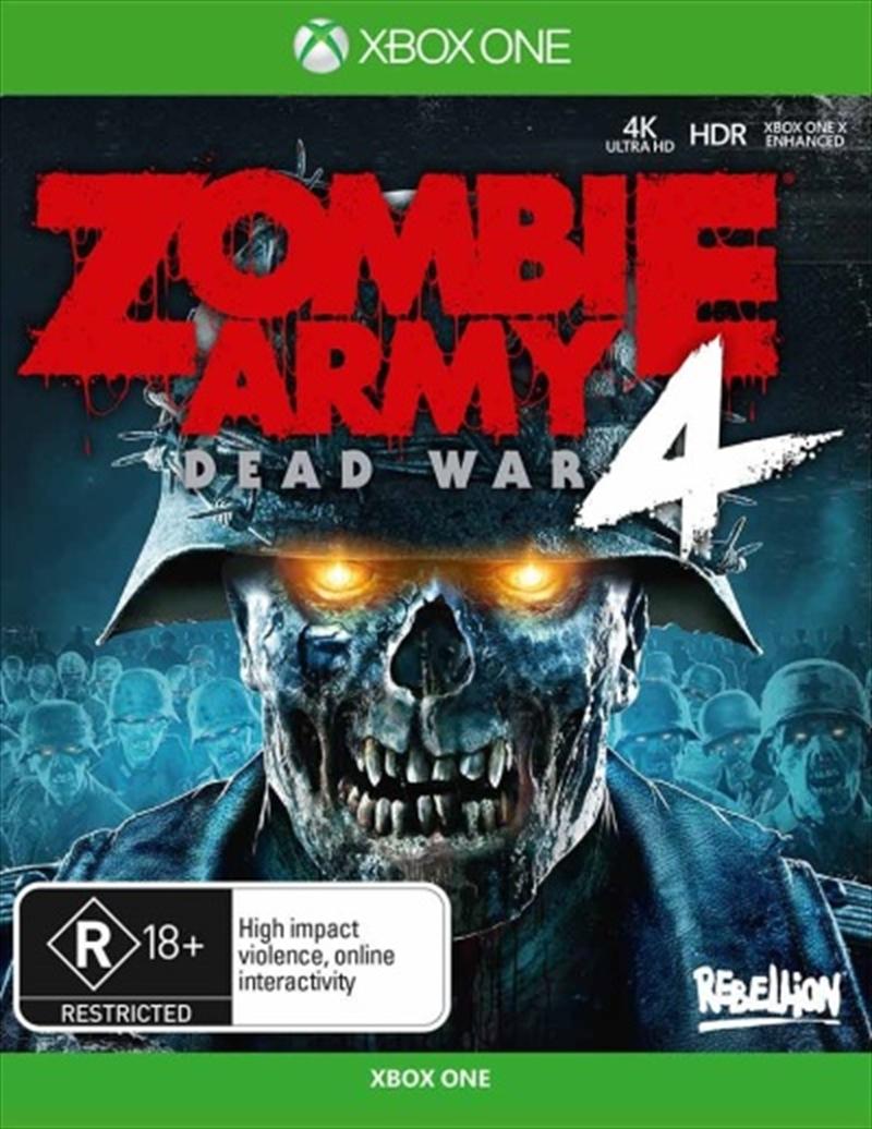 Zombie Army 4 Dead War | XBox One