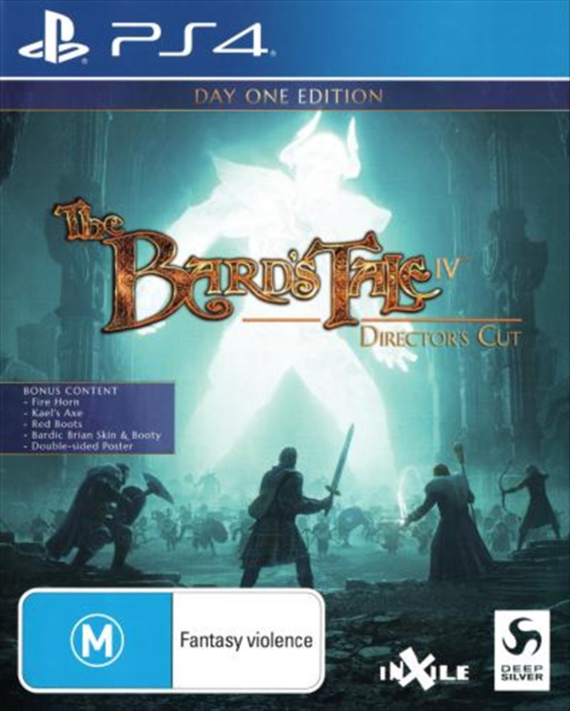 The Bards Tale IV Directors Cut | PlayStation 4