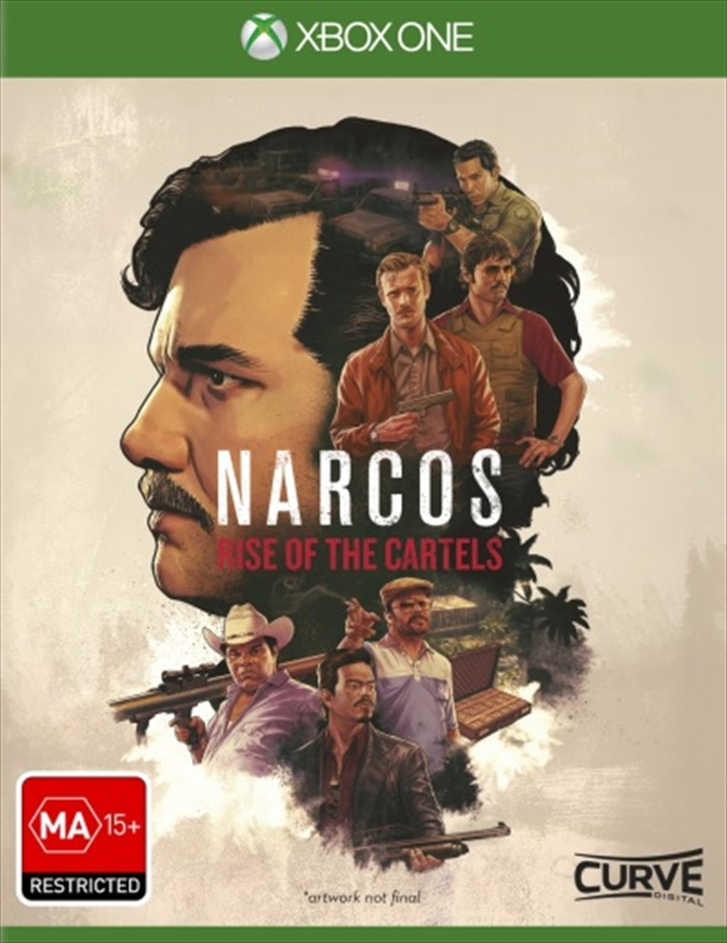 Narcos Rise Of The Cartels | XBox One