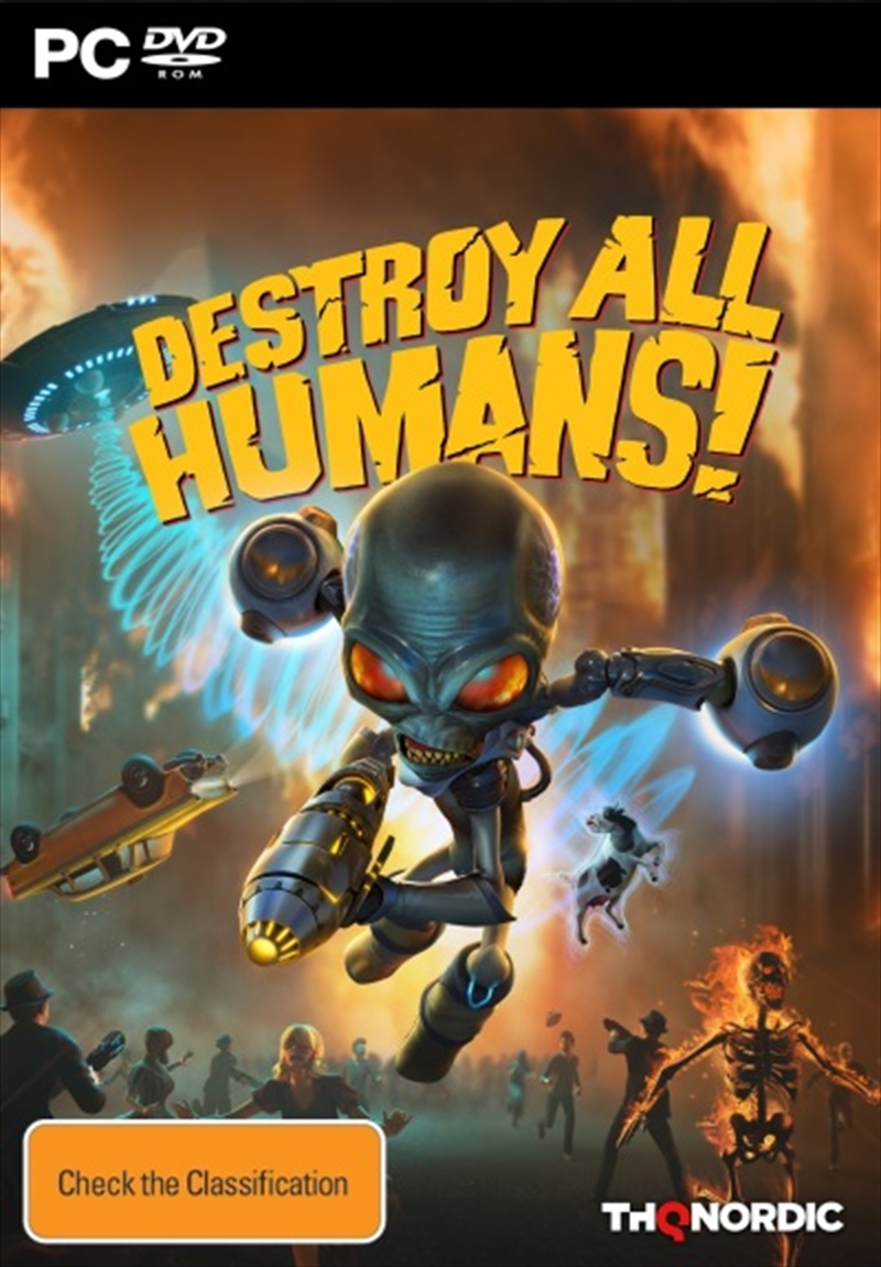 Destroy All Humans | PC