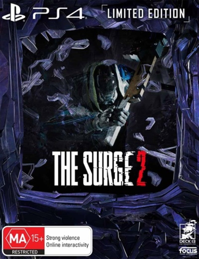 Surge 2 Limited Edition   PlayStation 4