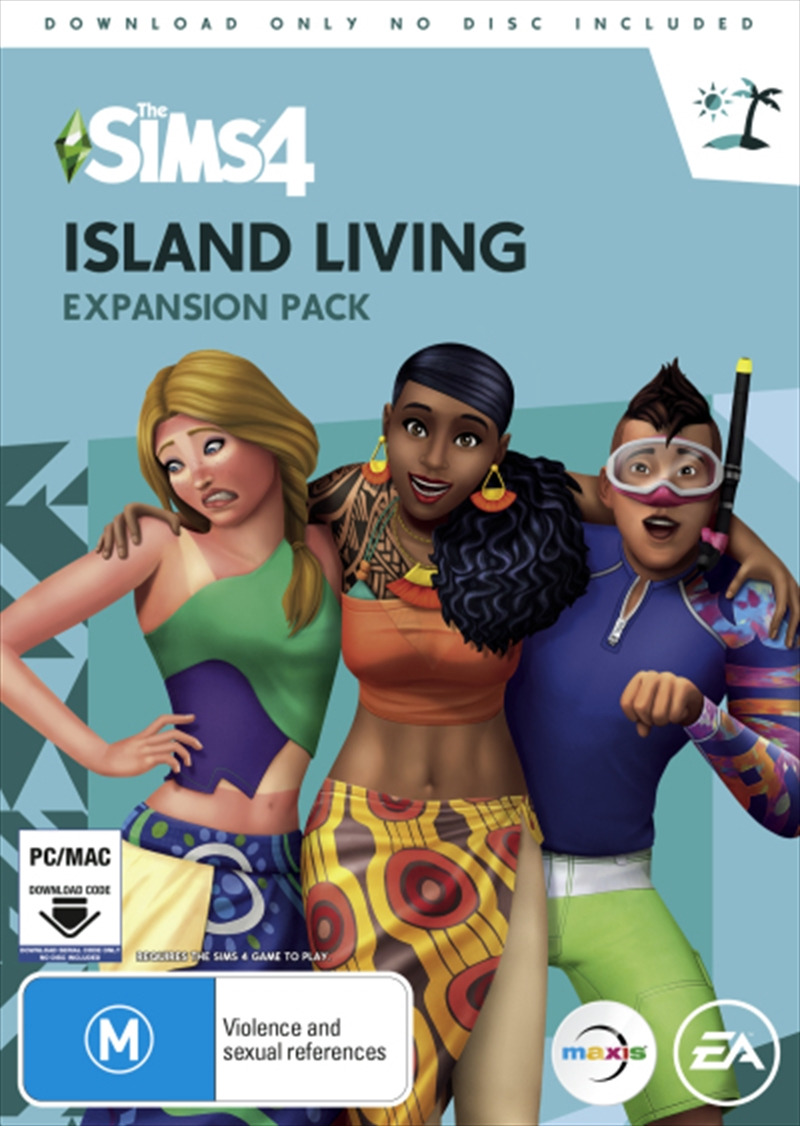 Sims 4 Island Living: Expansion | PC