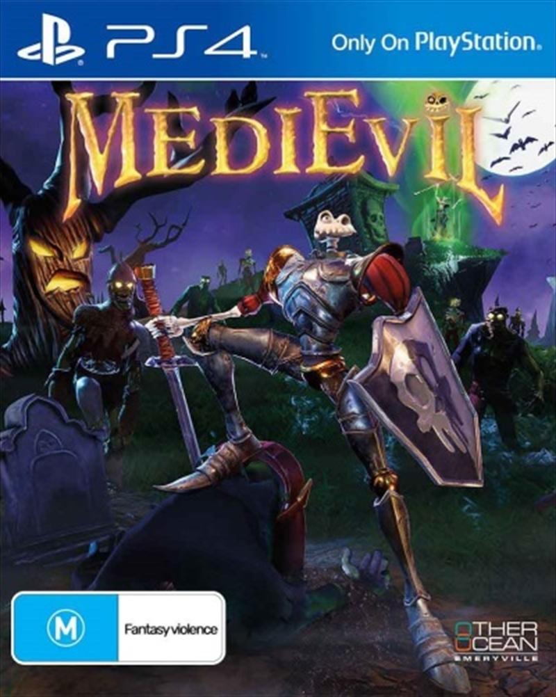 Medievil Remaster   PlayStation 4