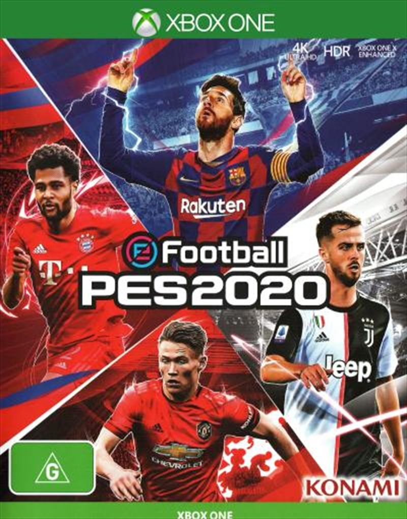Efootball Pes 2020 | XBox One