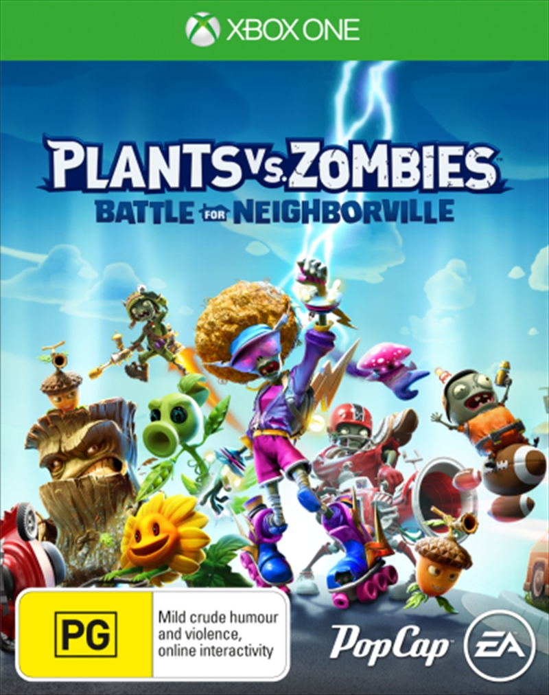 Plants vs Zombies Battle for Neighborville | XBox One