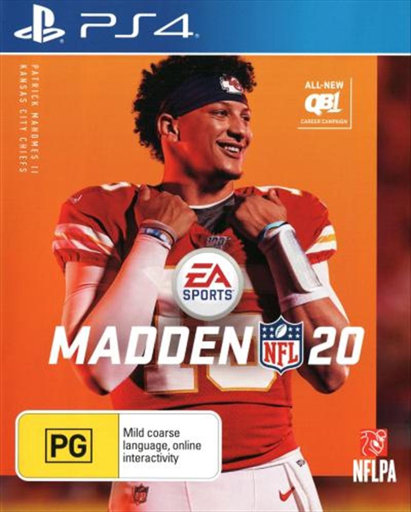 Madden Nfl 20 | PlayStation 4