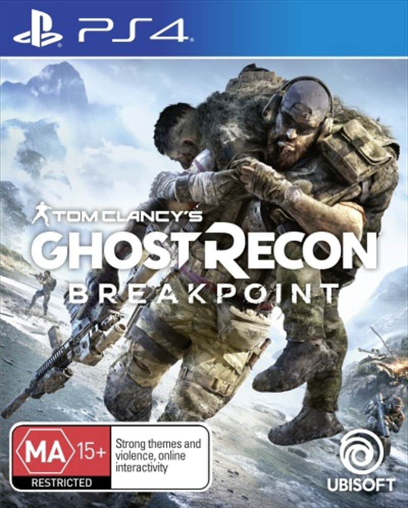 Ghost Recon Breakpoint | PlayStation 4