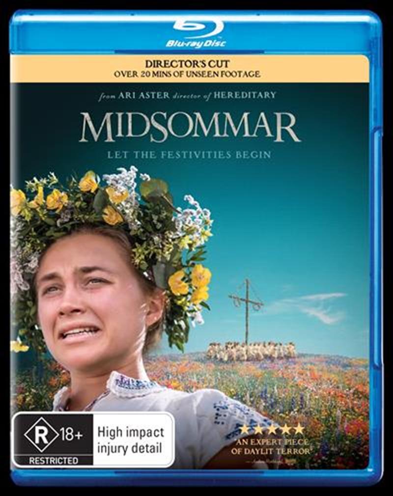 Midsommar - Director's Cut Edition | Blu-ray