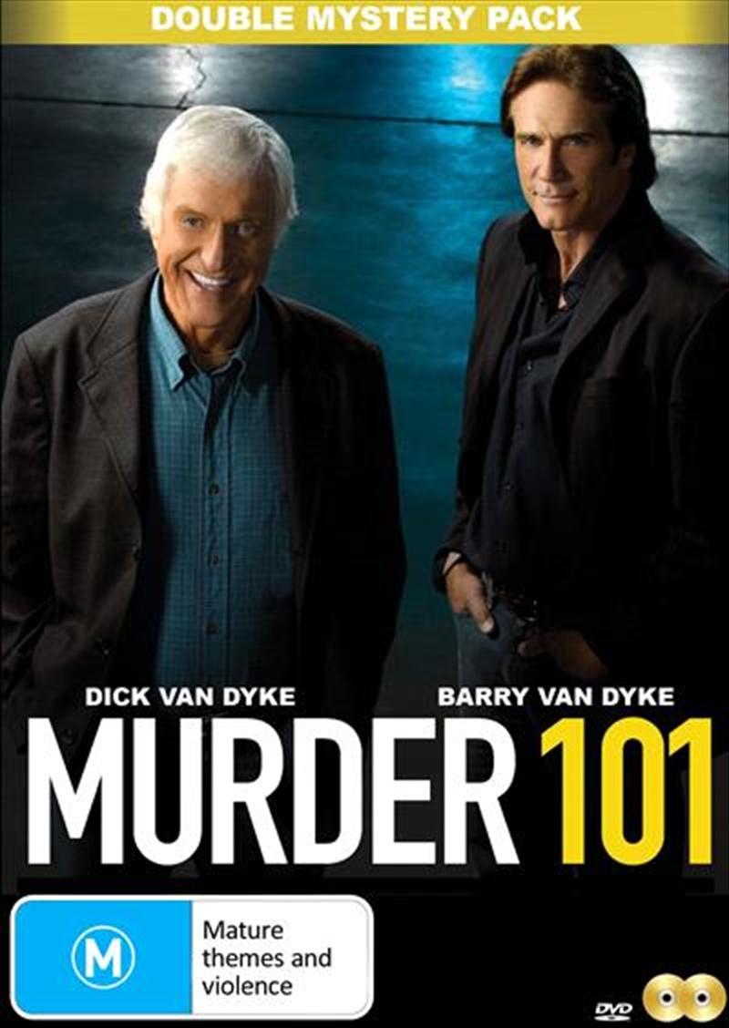 Hallmark Murder 101 Double Mystery Pack | DVD