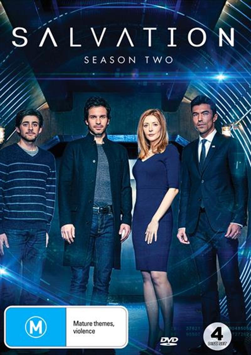 Salvation - Season 2 | DVD