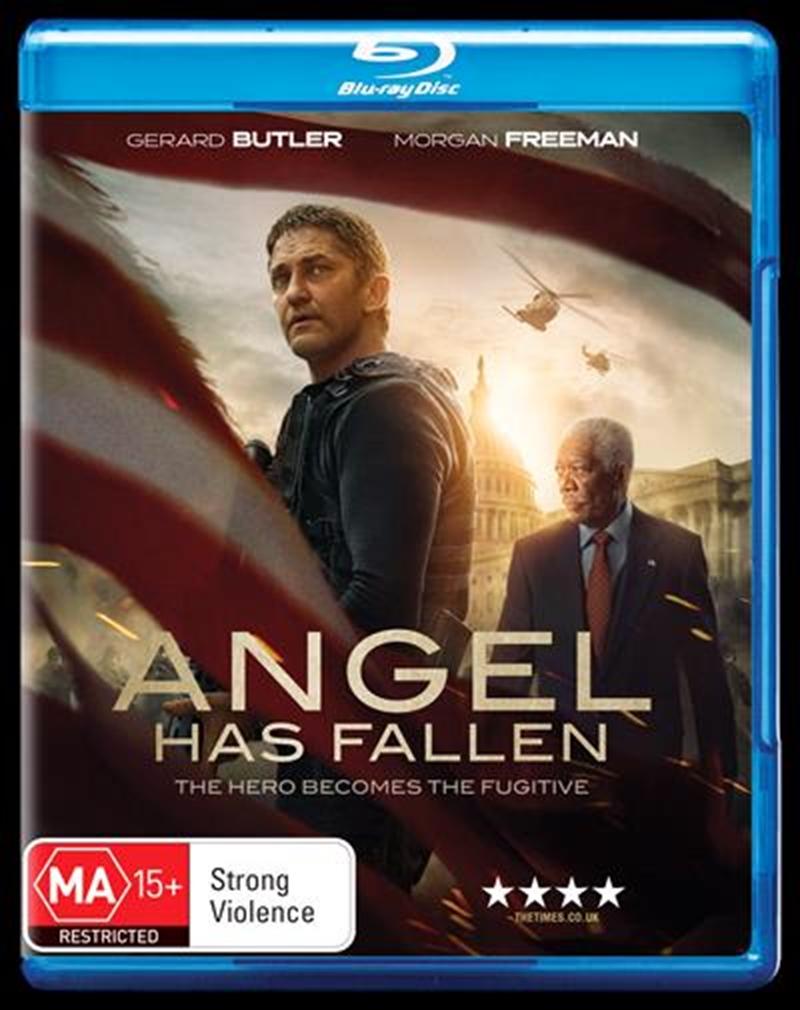 Angel Has Fallen   Blu-ray