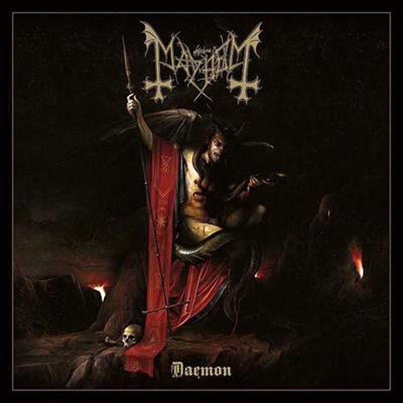 Daemon | CD