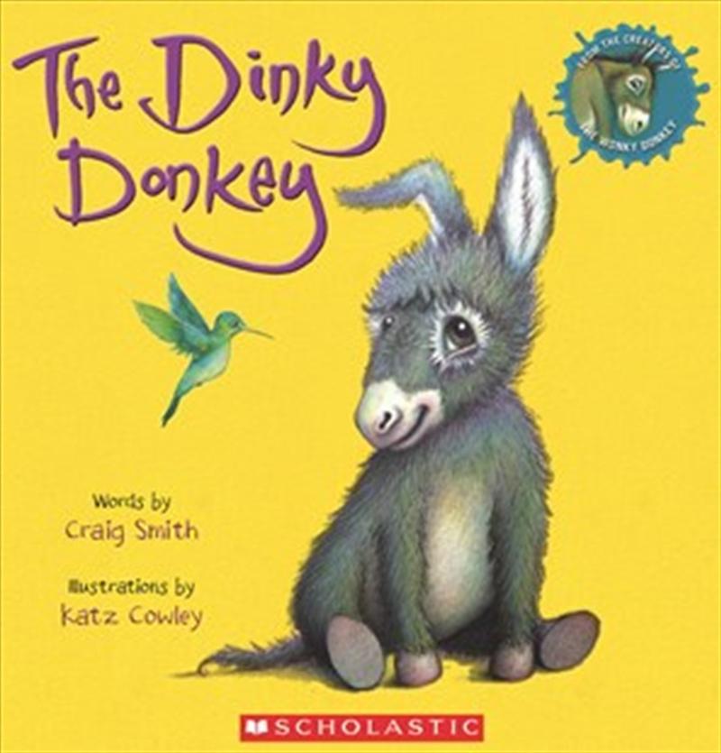 Dinky Donkey | Paperback Book