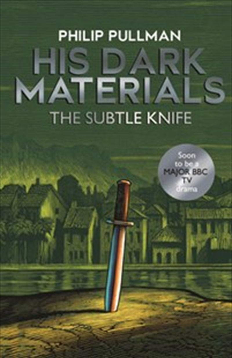Subtle Knife | Paperback Book