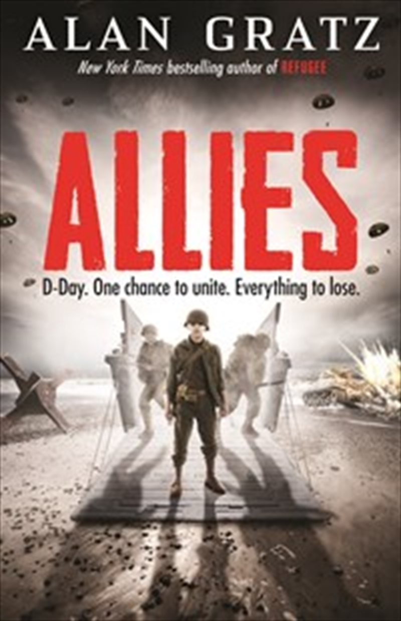 Allies | Paperback Book