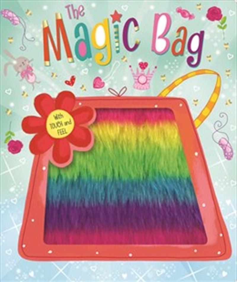 Taylor Tiptoe and the Magic Bag | Board Book