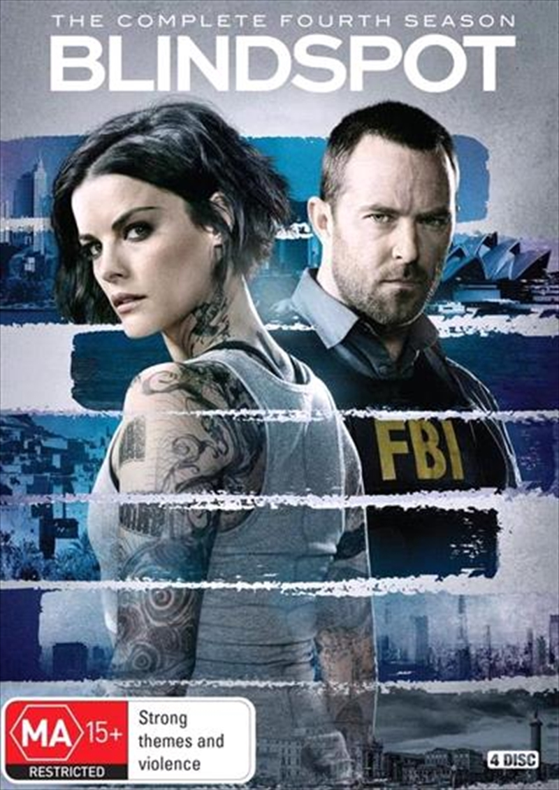 Blindspot - Season 4 | DVD