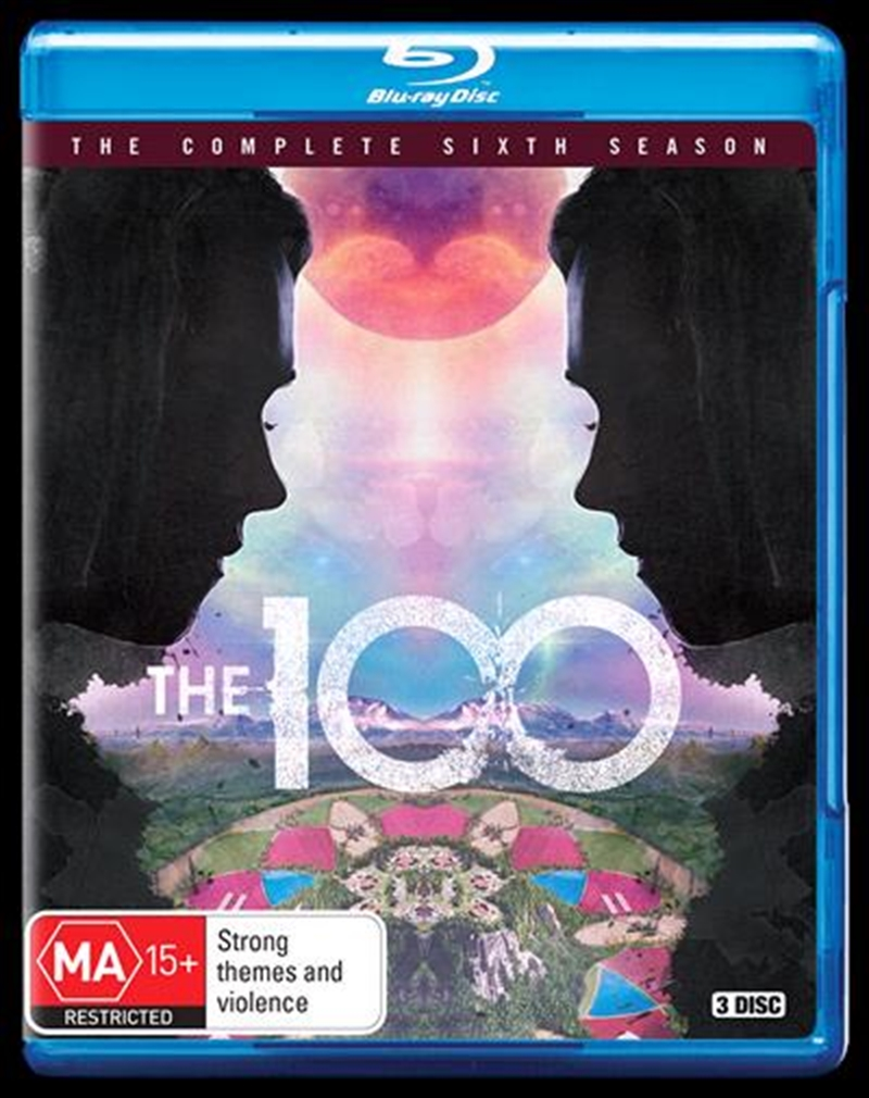 100 - Season 6, The | Blu-ray