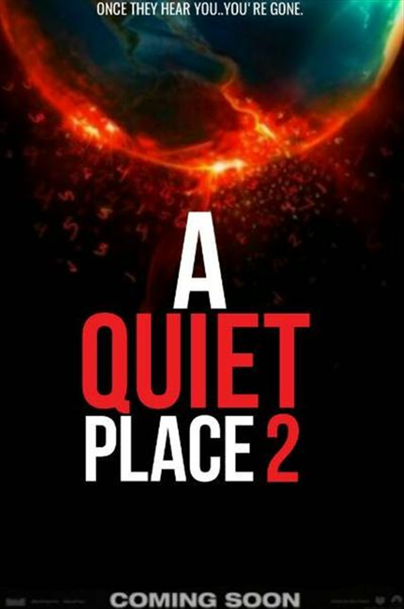 A Quiet Place 2 | DVD