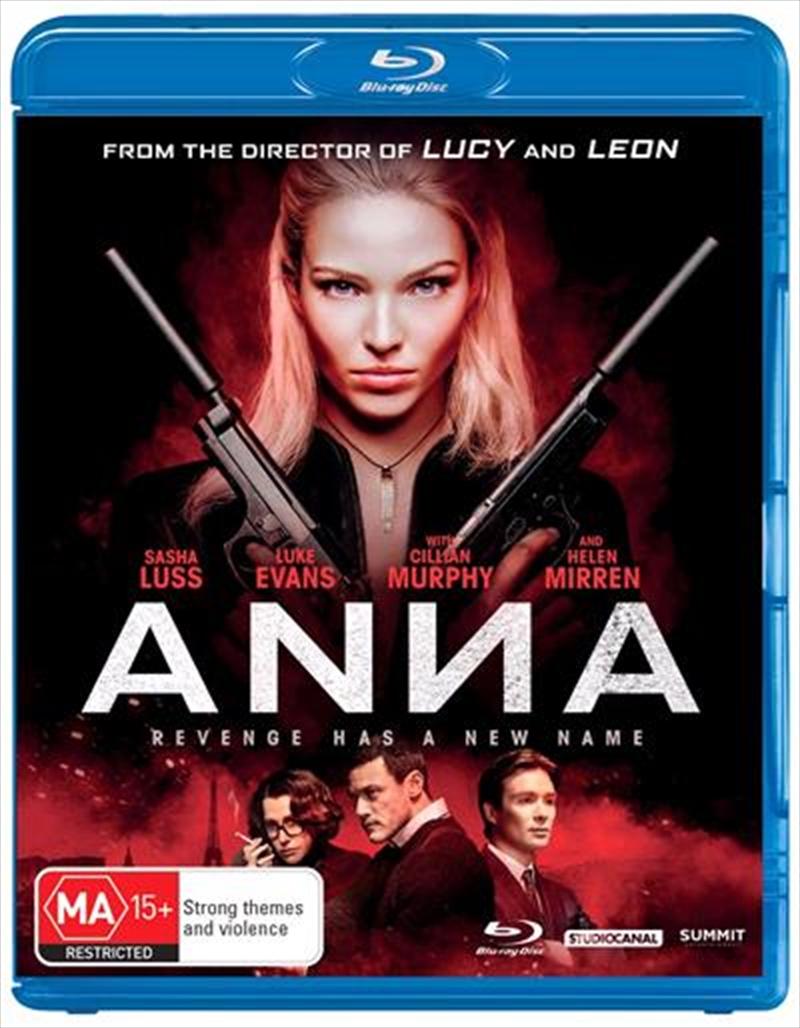 Anna | Blu-ray