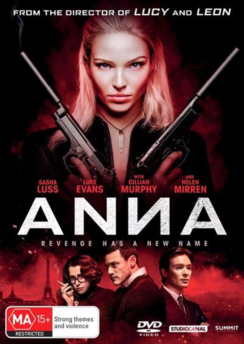 Anna | DVD