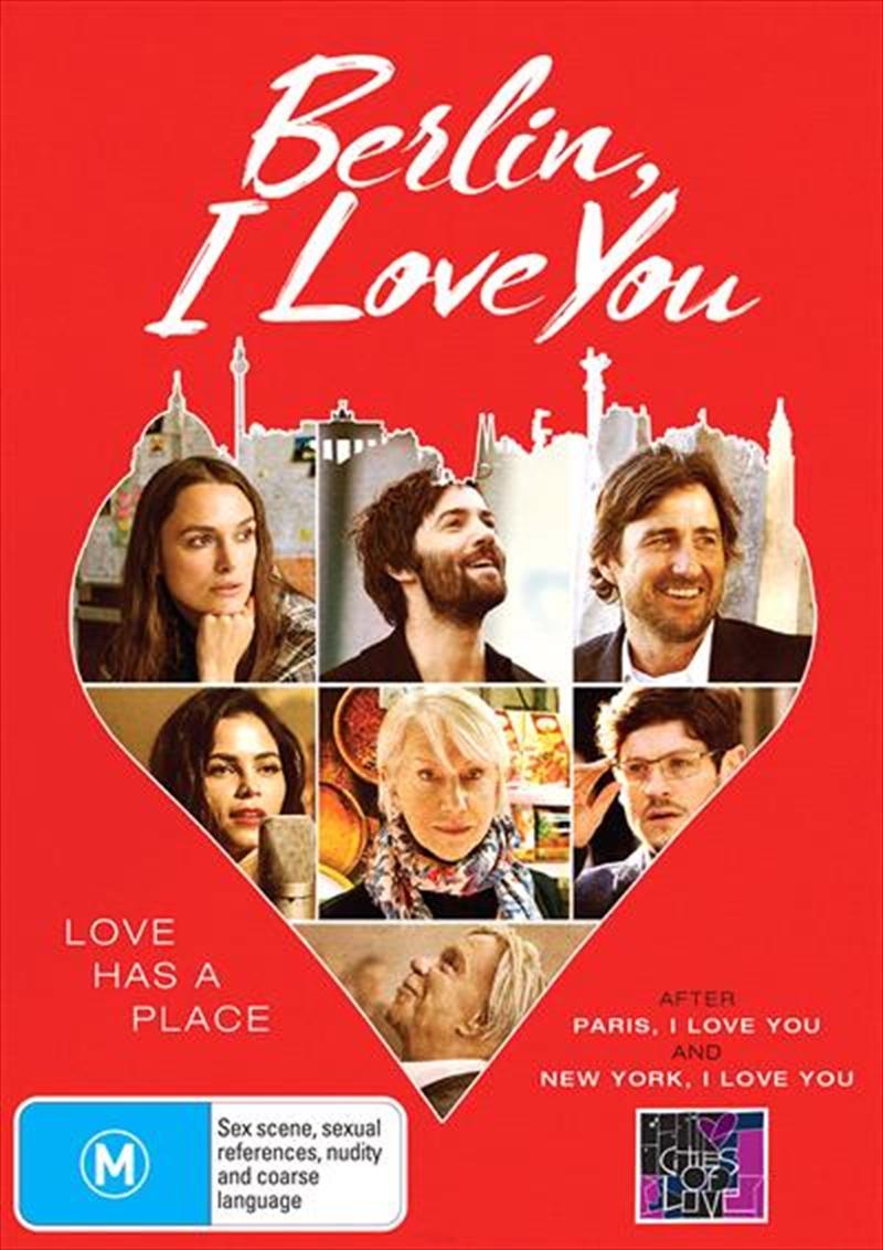 Berlin, I Love You | DVD