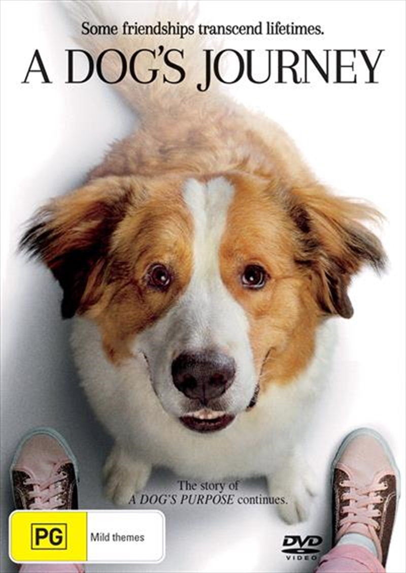 A Dog's Journey | DVD