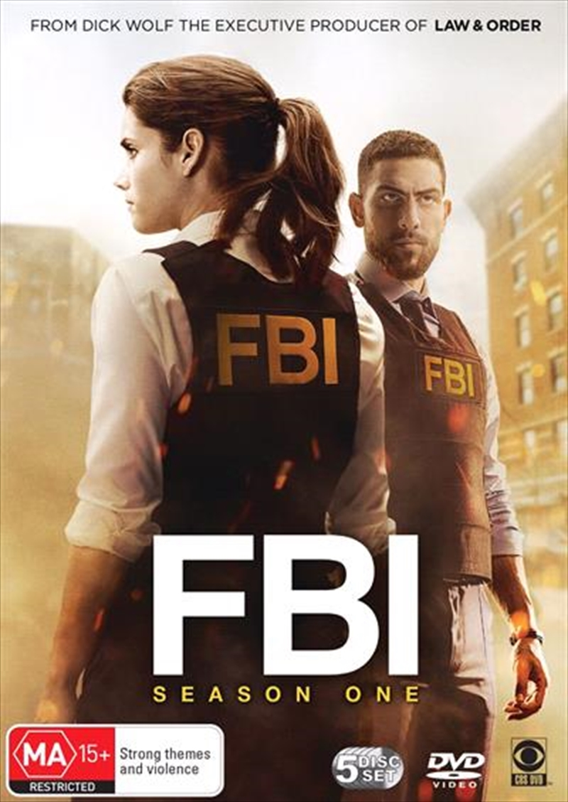 FBI - Season 1 | DVD