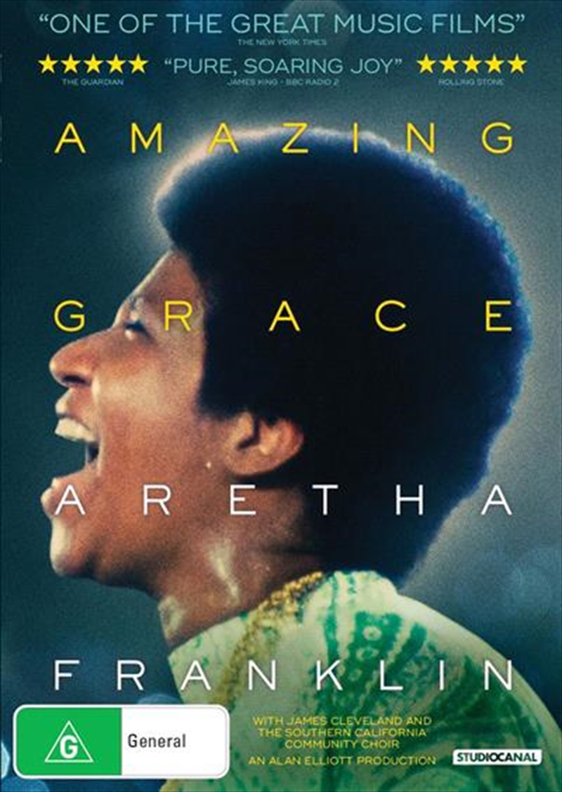 Amazing Grace | DVD