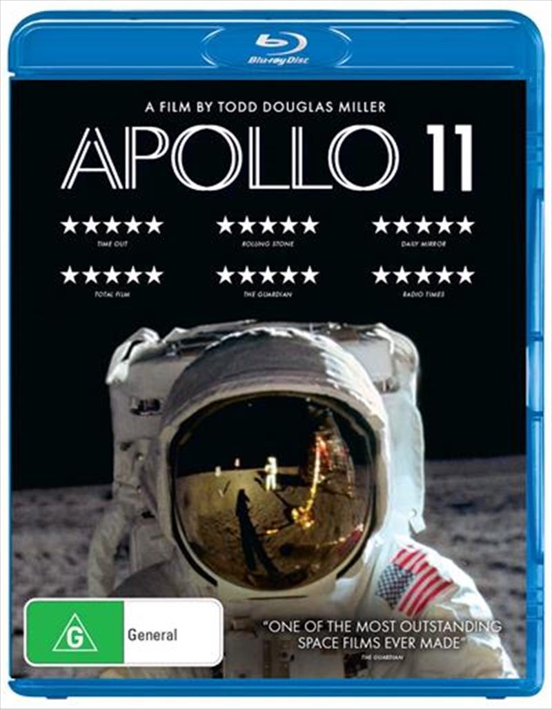 Apollo 11 | Blu-ray