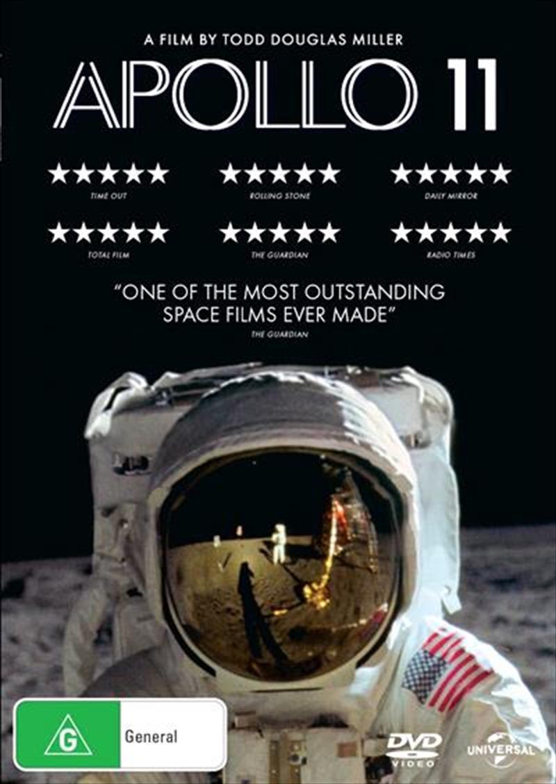 Apollo 11 | DVD