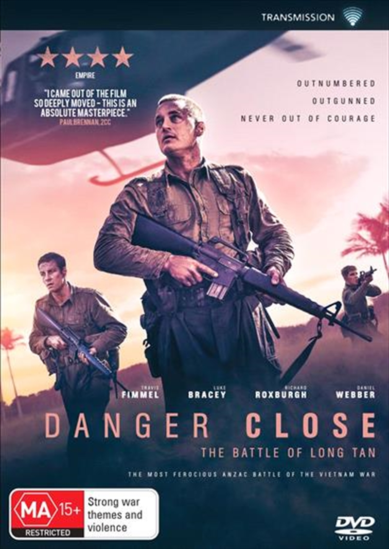 Danger Close - The Battle Of Long Tan | DVD
