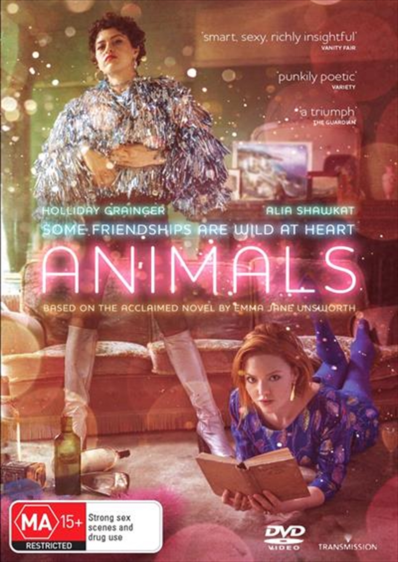 Animals | DVD