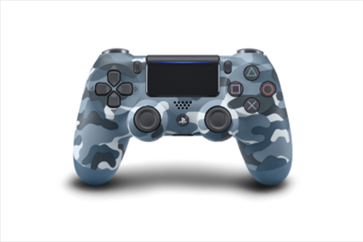 Dualshock 4 Controller Blue Camo | PlayStation 4