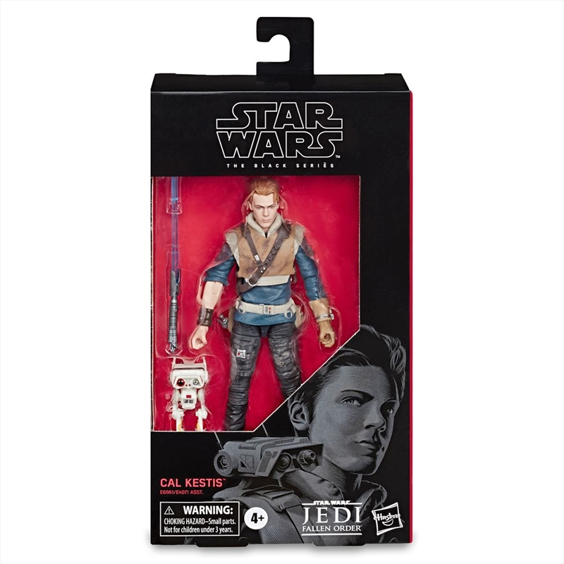 Cal Kestis Action Figure – Star Wars Jedi: Fallen Order – The Black Series | Merchandise