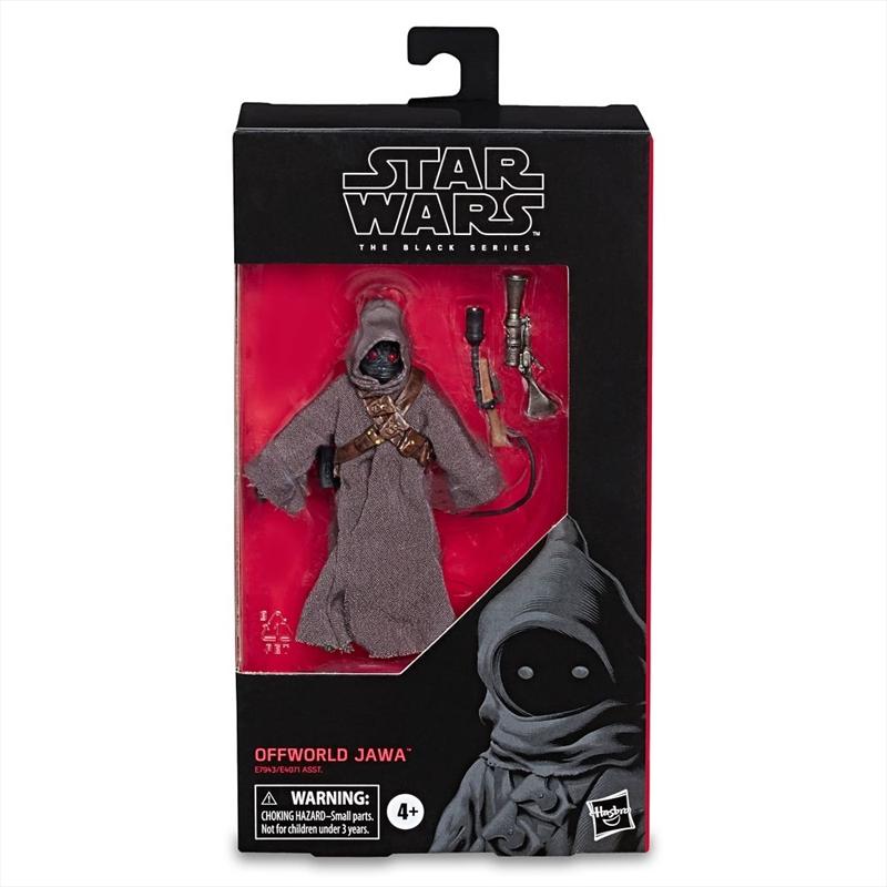 Offworld Jawa Action Figure – Star Wars: The Mandalorian – The Black Series | Merchandise