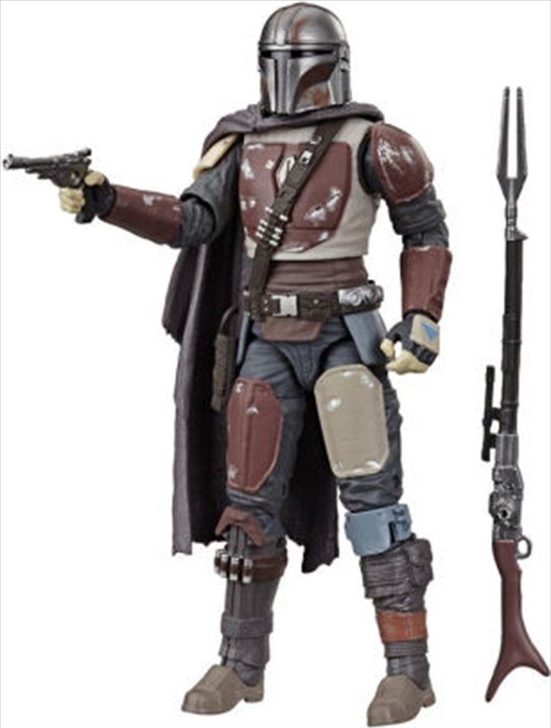 """Star Wars The Black Series - The Mandalorian Collectible 6"""" Action Figure 