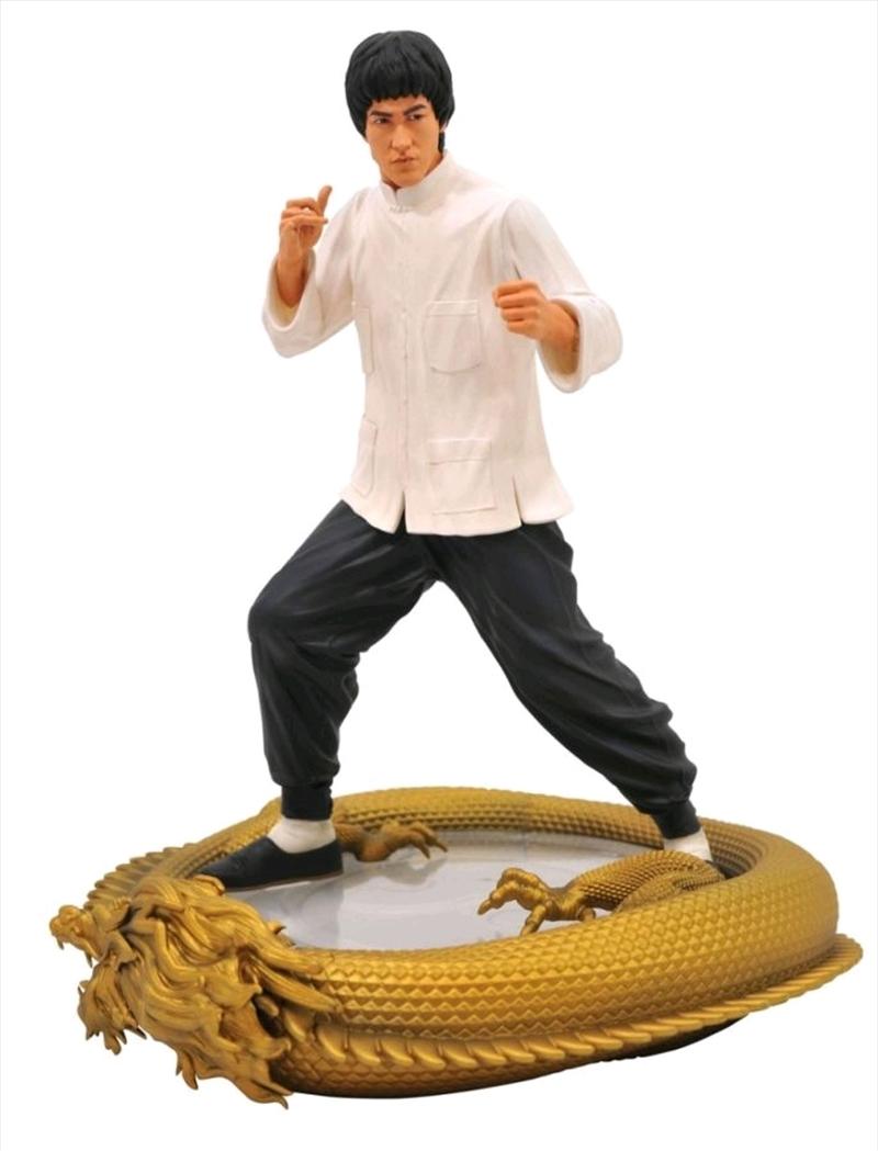 Bruce Lee - 80th Birthday Tribute Statue | Merchandise