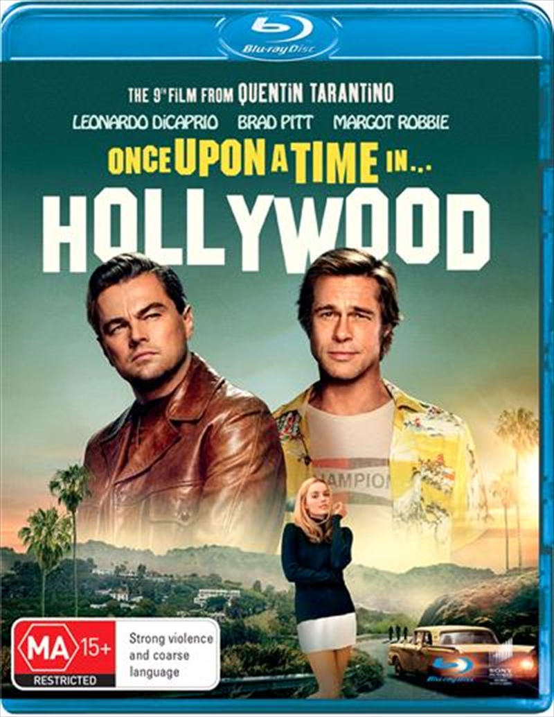 Once Upon A Time In Hollywood | Blu-ray