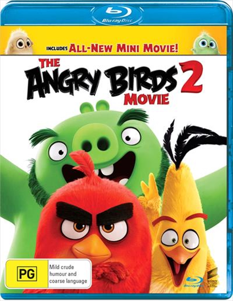 Angry Birds Movie 2, The | Blu-ray