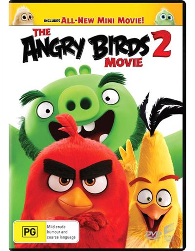 Angry Birds Movie 2, The | DVD