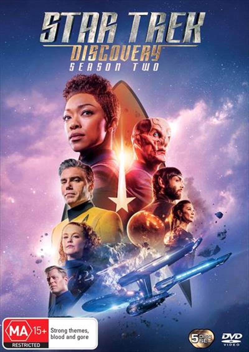 Star Trek - Discovery - Season 2 | DVD