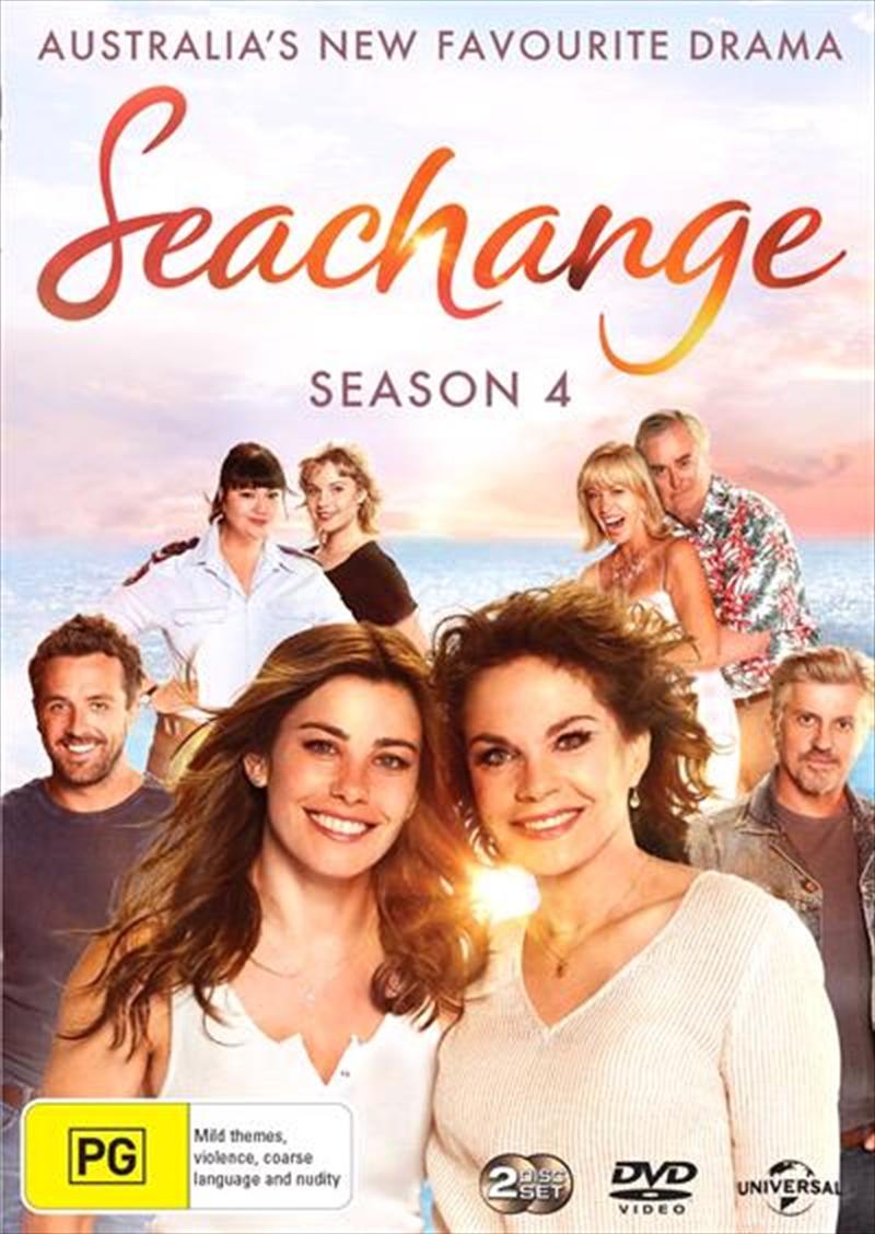 Seachange - Series 4 | DVD