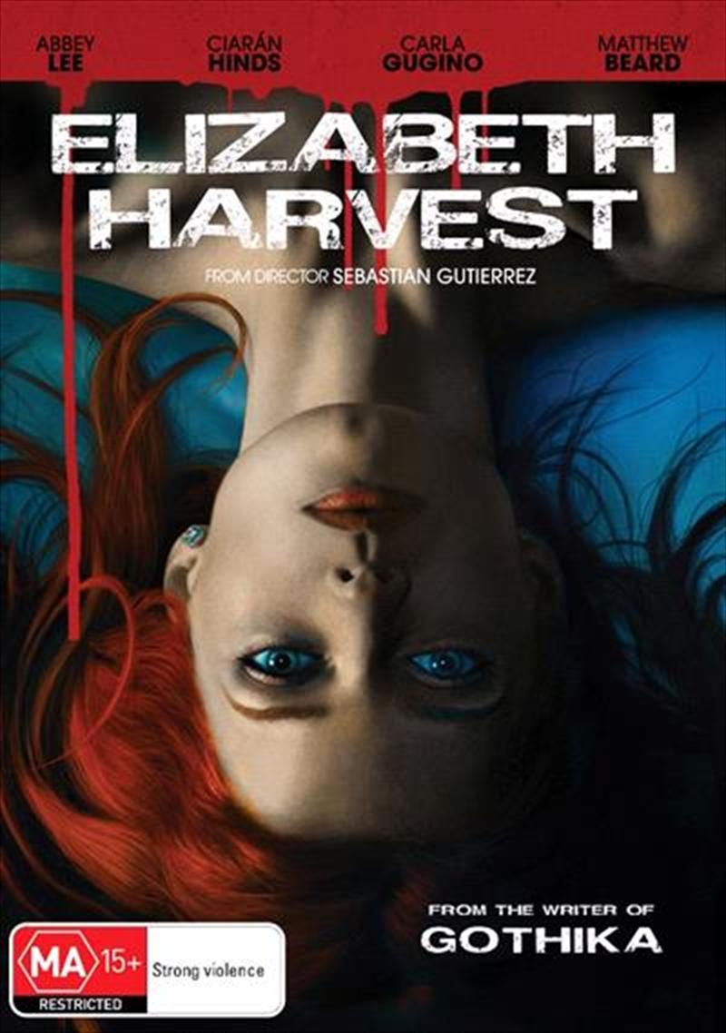 Elizabeth Harvest   DVD
