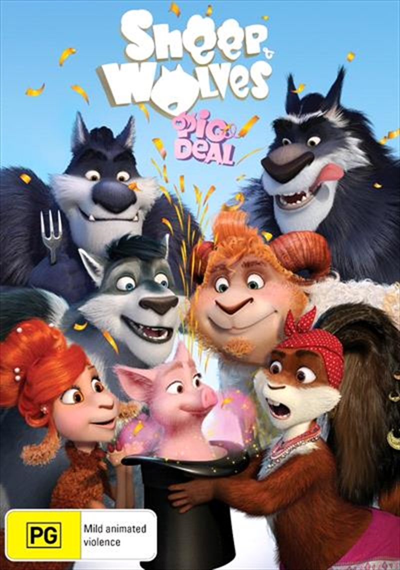 Sheep and Wolves - Pig Deal | DVD