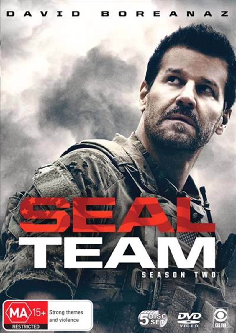 Seal Team - Season 2 | DVD
